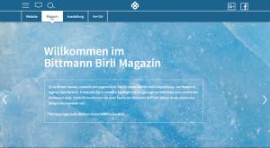 Das neue Bittmann Birli Magazin