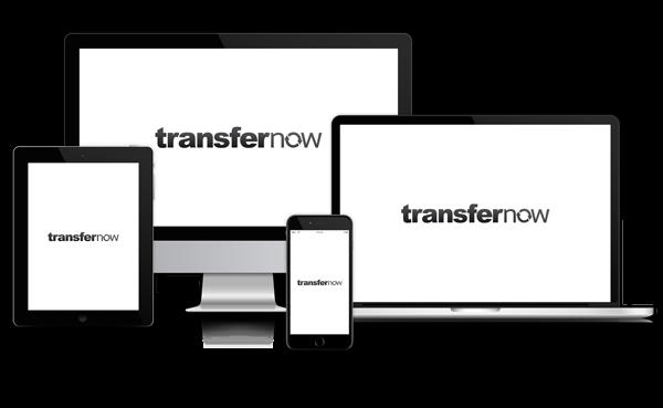 Der File-Transfer-Assistent: TransferNow