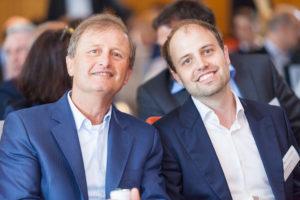 Arnold und Moritz Weissman