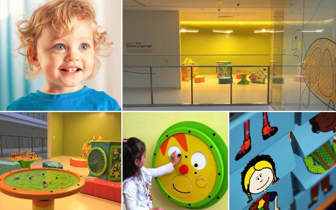 So freuen sich Kinder auf den Arztbesuch