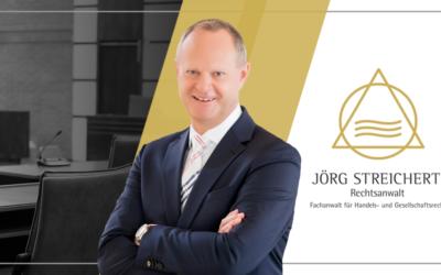 Jörg Streichert – Rechtsanwalt und Fachanwalt für Handels- und Gesellschaftsrecht