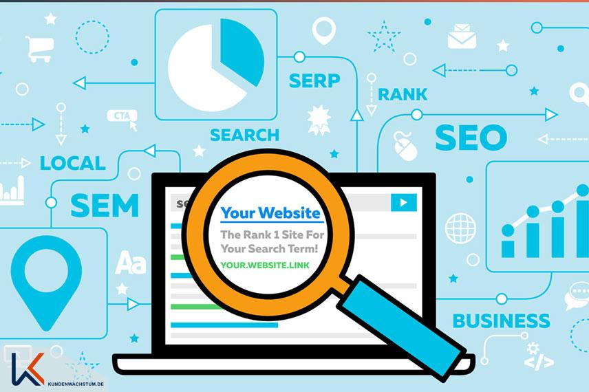 SEO Online Marketing effektiv in der Praxis nutzen
