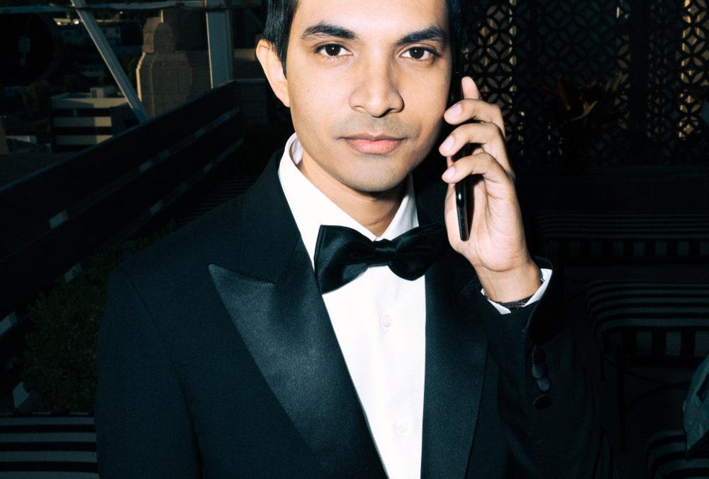 Shahzaad Ausman – Produzent, Regisseur, Autor und Schauspieler