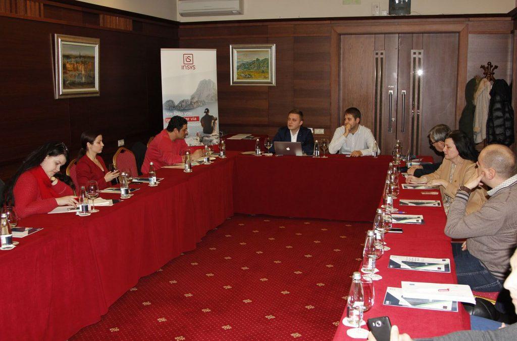 Das Projekt für ein interaktives Arbeitsinternetportal bietet Möglichkeiten zur Beschäftigung bulgarischer Jugendlichen bei deutschen Unternehmen.