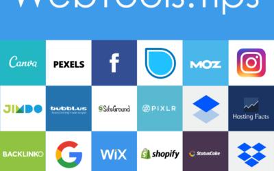 Die besten Tools zur Website-Erstellung präsentiert von Tommy Karrer