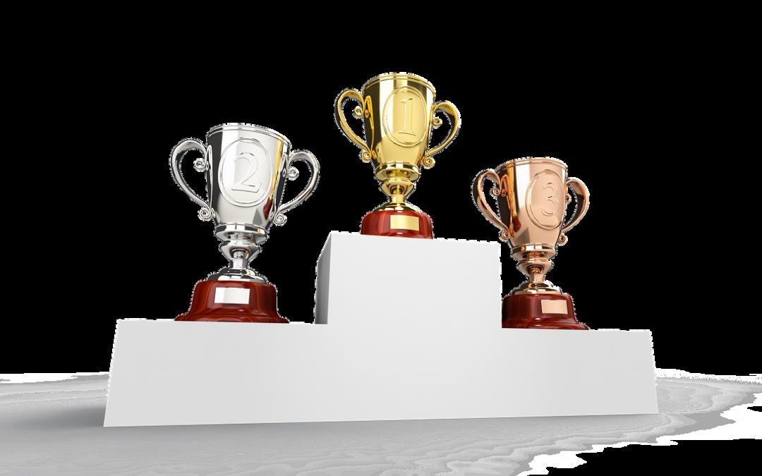 Der glänzende Sieger – Pokale und Medaillen für jeden Bedarf