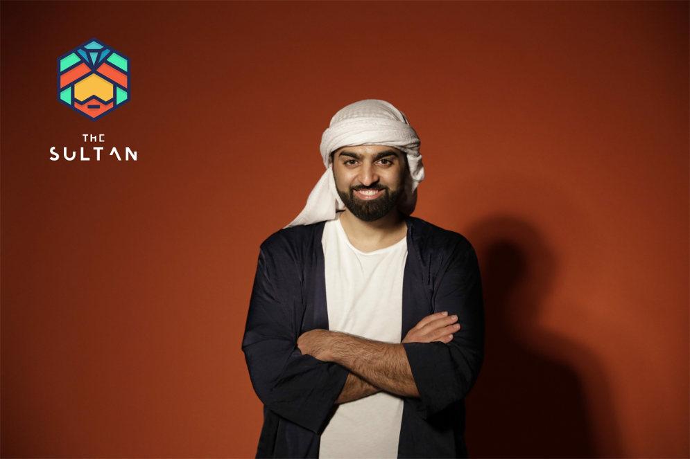 Aladdin-Feeling aus Hamburg: The Sultan mischt die Musikbranche auf