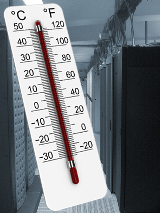 Temperatur Monitoring mit Ethernet-Thermometer