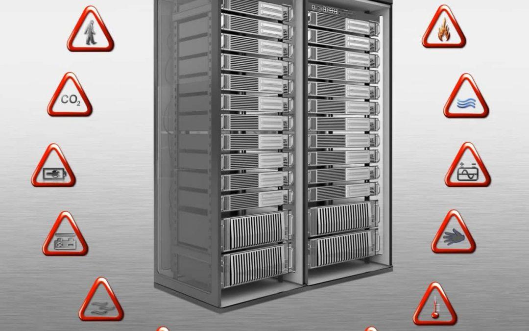 Sicherheit im Serverraum durch Rack Monitoring