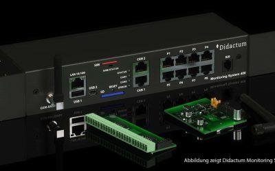Mess- und Kontrollsysteme für die IT-Überwachung