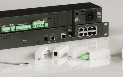 Lösungen für die Serverraum- & Serverschrank-Überwachung