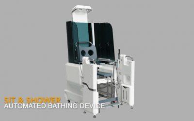 Sit & Shower – Ein innovatives Duschsystem für ältere und eingeschränkte Menschen