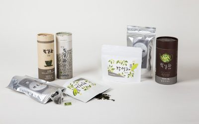 Hankooktea, ein Tee mit dem Geschmack von 70 Jahren Tradition, hergestellt von einem Meister der traditionellen Küche.